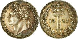 World Coins - Coin, Great Britain, George IV, Penny, 1822, , Silver, KM:683
