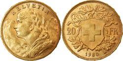 World Coins - Coin, Switzerland, 20 Francs, 1930, Bern, , Gold, KM:35.1