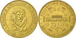 World Coins - France, Token, Touristic token, Sigean - Réserve n°1, 2000, MDP,