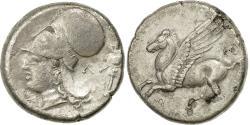 Ancient Coins - Corinthia, Corinth, Stater, , Silver, Pegasi:411