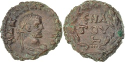 Ancient Coins - Maximianus, Tetradrachm, Alexandria, , Bronze, 7.00