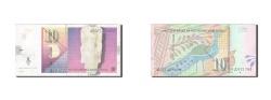 World Coins - Macedonia, 10 Denari, 2011, KM #14f, AU(50-53), 021760