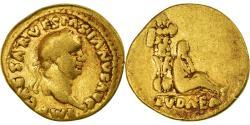 Ancient Coins - Coin, Vespasian, Aureus, 69-70 AD, Rome, Rare, , Gold, RIC:1