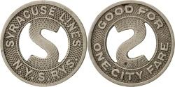 Us Coins - United States, Token, Syracuse Lines N.Y.S.RYS.