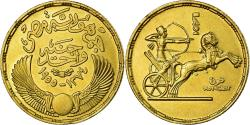 World Coins - Coin, Egypt, Pound, 1955, , Gold, KM:387