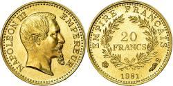 World Coins - France, Medal, Mini-Napoléon, History, 1981, , Gold