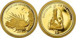 World Coins - Coin, Palau, Dollar, 2009, CIT, , Gold, KM:234