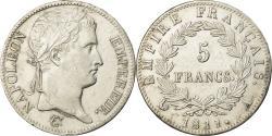 World Coins - Coin, France, Napoléon I, 5 Francs, 1811, Paris, , Silver, KM:694.1