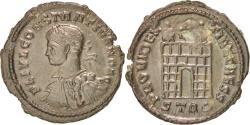 Ancient Coins - Constantius II (324-361), Follis, Heraclea, RIC 464 var.