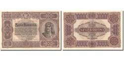 World Coins - Banknote, Hungary, 100 Korona, 1920, 1920-01-01, KM:63, UNC(60-62)