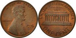 Us Coins - United States, Lincoln Cent, Cent, 1976, U.S. Mint, Philadelphia,