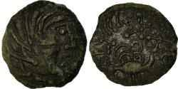 Ancient Coins - Coin, Senones, Bronze Æ, , Bronze