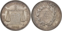 World Coins - Other Coins, Token, 1867, , Silver, 35, 18.50