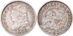 Us Coins - Coin, United States, Liberty Cap Half Dime, Half Dime, 1833, U.S. Mint