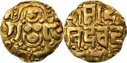 Coin, Lakshmi, 4 1/2 Masha, 1114-1154, AU(55-58), Gold