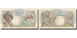 World Coins - Martinique, 50 Francs, Undated (1947-49), VF(20-25), KM:30a