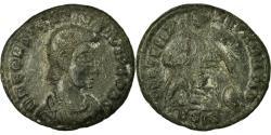 Ancient Coins - Coin, Constantius Gallus, Follis, 351-354, Siscia, , Copper, RIC:351