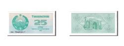 World Coins - Uzbekistan, 25 Sum, 1994, KM #65a, UNC(65-70), MA78463217