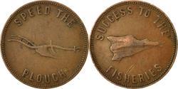 World Coins - Coin, Canada, Prince Edward Island, Halfpenny Token, , Copper
