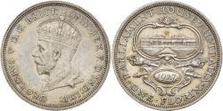 World Coins - Coin, Australia, George V, Florin, 1927, Melbourne, , Silver, KM:31