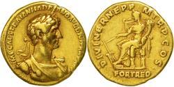 Hadrian, Aureus, Rome, EF(40-45), Gold, RIC:15