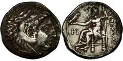 Ancient Coins - Coin, Kingdom of Macedonia, Alexander III, Tetradrachm, Pella,