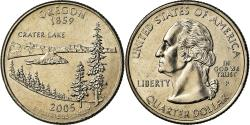 Us Coins - Coin, United States, Oregon, Quarter, 2005, U.S. Mint, Philadelphia,