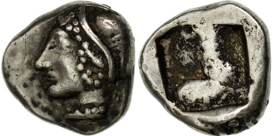 Ancient Coins - Coin, Ionia, Phokaia, Diobol, , Silver, SNG Kayhan:522