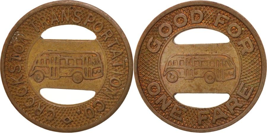 US Coins - United States, Token, Crookston Transportation Company