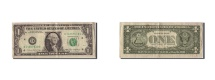 Us Coins - United States, One Dollar Federal Reserve Note, 1985, Cleveland, KL:3703, Undate