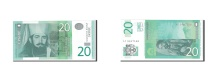 World Coins - Serbia, 20 Dinara, 2006, KM:47a, UNC(65-70)