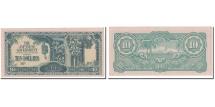 MALAYA, 10 Dollars, 1942, KM:M7c, UNC(64)