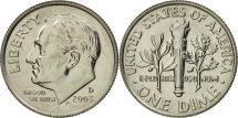 Us Coins - United States, Roosevelt Dime, Dime, 2003, U.S. Mint, Denver, MS(65-70)