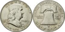 Us Coins - United States, Franklin Half Dollar, Half Dollar, 1948, Philadelphia, KM 199