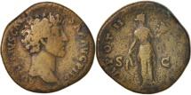 Marcus Aurelius, Sestertius, 148-149, Roma, VF(20-25), Bronze, RIC:1281a