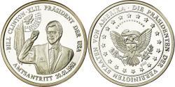 Us Coins - United States of America, Medal, Bill Clinton, Président des Etats Unis
