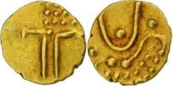 World Coins - Coin, INDIA-PRINCELY STATES, TRAVANCORE, Rama Varma V, Viraraya Fanam, KM 30