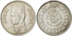 World Coins - EGYPT, 10 Piastres, 1939, British Royal Mint, KM #367, , Silver, 31,...