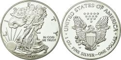 Us Coins - Coin, United States, Dollar, 2000, U.S. Mint, Philadelphia, , Silver