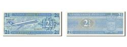 World Coins - Netherlands Antilles, 2 1/2 Gulden, 1970, KM #21a, 1970-09-08, UNC(65-70),...