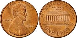 Us Coins - Coin, United States, Lincoln Cent, Cent, 1995, U.S. Mint, Philadelphia