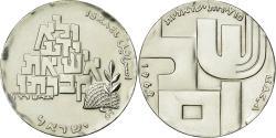 World Coins - Coin, Israel, 10 Lirot, 1969, , Silver, KM:53