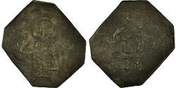 Ancient Coins - Coin, Justinian II, Follis, 685-695, Syracuse, , Copper, Sear:1298