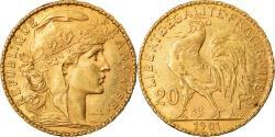 Ancient Coins - Coin, France, Marianne, 20 Francs, 1901, Paris, , Gold, KM:847