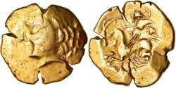 Ancient Coins - Coin, Aulerci Cenomani, Stater, , Gold, Delestrée:2153