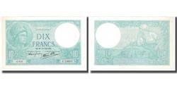 World Coins - France, 10 Francs, Minerve, 1940, platet strohl, 1940-11-21, UNC(60-62)