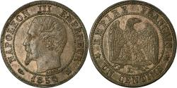World Coins - Coin, France, Napoleon III, Centime, 1854, Bordeaux, , KM 775.5