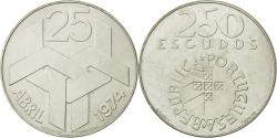 World Coins - Coin, Portugal, 250 Escudos, 1976, , Silver, KM:604