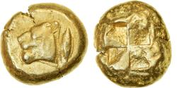 Ancient Coins - Coin, Mysia, Kyzikos, Stater, 550-450 BC, , Electrum, SNG-France:178