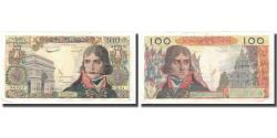 World Coins - France, 100 Nouveaux Francs, Bonaparte, 1960-04-07, VF(30-35), Fayette:59.6